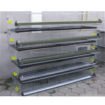 ISO approved metal quail cage with high quality quail bird layer cages