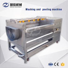 Apple Potato Automatic Carrot Fruit Vegetable Industrial Commerical Washing Machine