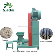 Factory price Waste Carton briquettes wood sawdust log making /Wood chips Sawdust briquette making machine