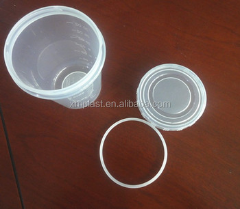 Manufacturing Food Grade PP Container Plastic Mold