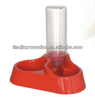 Cheap plastic dog water tray