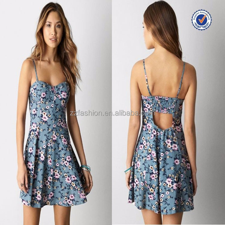 2017 Back Cut Out Sexy Dress Designs Cheap Dresses Online For Teenage Girls