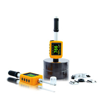 Portable metal hardness tester micro vickers hardness tester