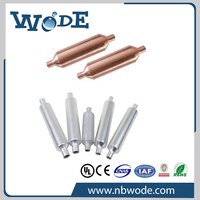 UL approved cheap price copper mufflers