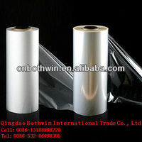 PVC heat transfer film ,stretch film machine
