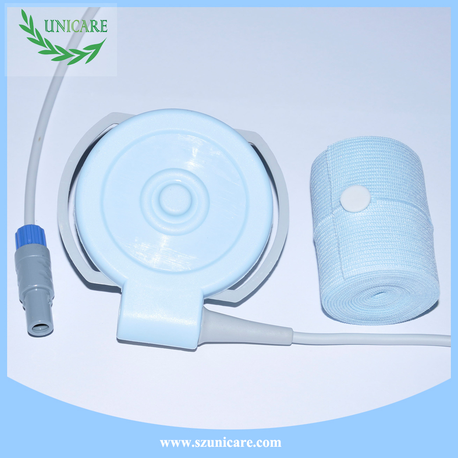 Unicare hot sale toco fetal monitoring Ultrasound transducer