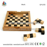 Wooden Puzzles Games Mesh