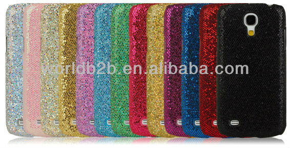 Fashion Glitter Bling Hard Back Case Cover for Samsung Galaxy S4 Mini i9190
