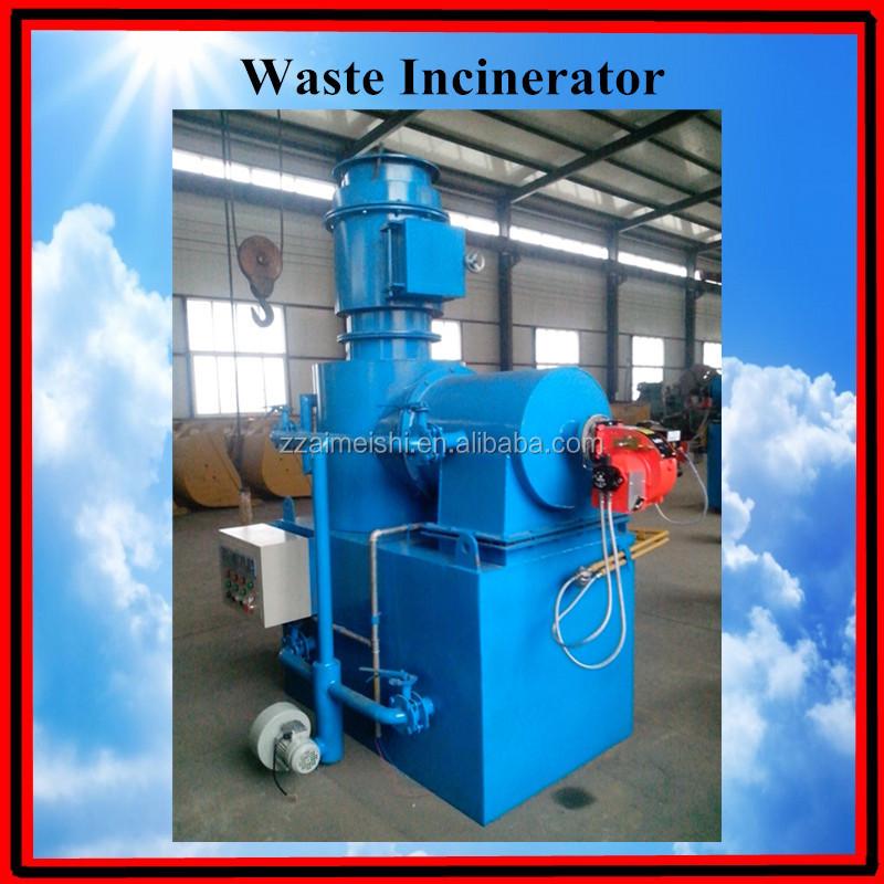 incinerator deutsch