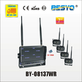 2.4G digital 4 quad wireless camera systerm BY-08137WR-1