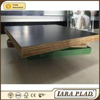 plastic shutter waterproof plywood formwork for concrete