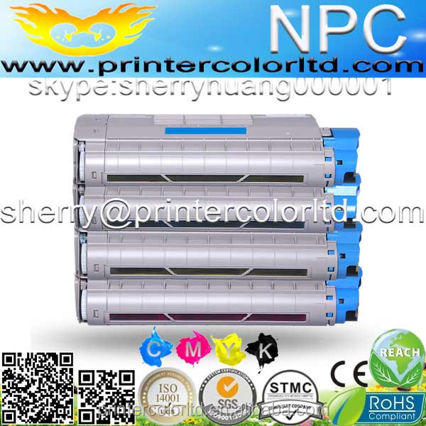 44318608 Toner Compatible OKI 44318608 Toner Cartridge for OKI C710 / C711,Alibaba Certified Gold Supplier