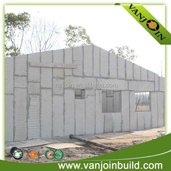 2015 new building construction materials /house build eps sandwich panel