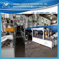 Plasticizing PVC faux marble sheet manufacturing equipment with high quality