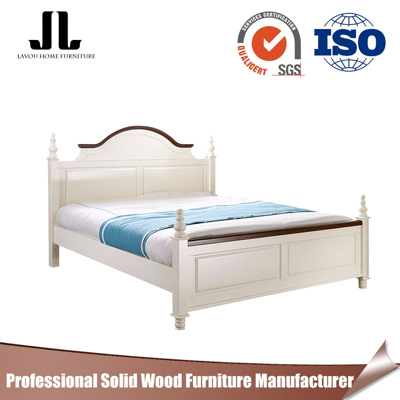 Good Quality Modern Bedroom Furniture luxury double bed