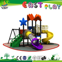 children's outdoor play swings, slides and climbing frames 150507-4