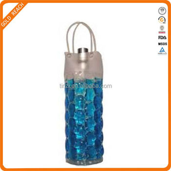 Cool Bag, Gel Wine Bottle Cooler, Cooler Bag for Bottle