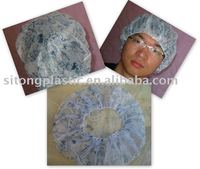 Disposable Printed Bouffant Cap