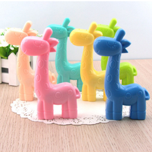 Wholesale Stock New Arrivals Lovely Giraffe Contact Lens Case