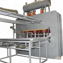 Short Cycle Melamine Laminated Production Line for MDF