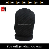 Skiing Hat Winter Fashion Acrylic Knitted Beanie Hat