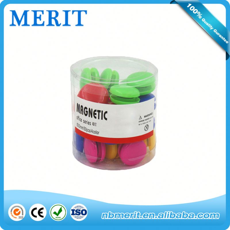 hot various styles rubber coated magnets