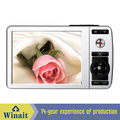 "Winait max 12mp photographing VGA 30fps video recording 2.4"" LCD display digital video camera made in china"