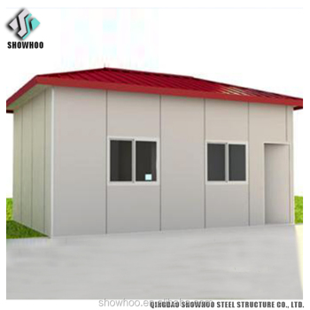 China High Quality Steel Structure Prefabricated Mobile House