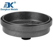 customized iron sand casting products