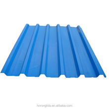 China RAL color corrugated galvanized steel sheet with price