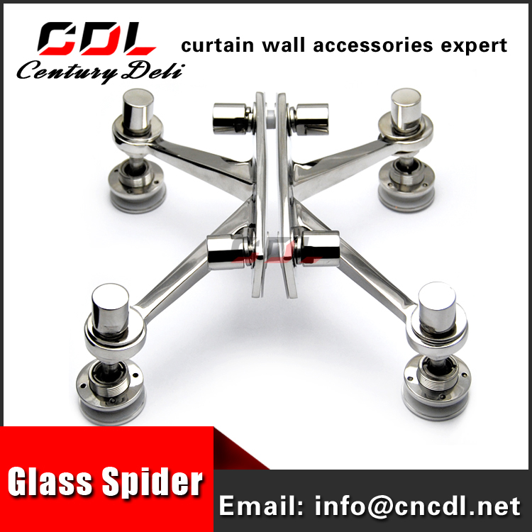 SUS 304/316 4 claws 200mm K spider