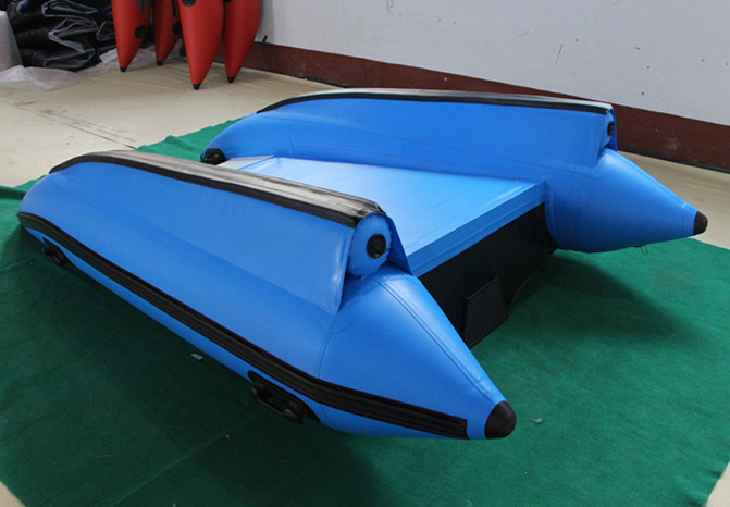 Inflatable catamaran boat for sale HLK380