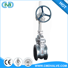 China Manafaturer WCB 16Inch Class150 Gate Valve with Bevel Gear