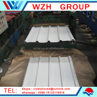 800mm/940mm Color Coating Galvanized Corrugated Steel Roof Sheet from china supplier