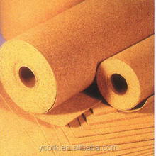 6mm cork sheet roll,cork roll for memo board, message board
