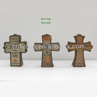 Christian Standing Religious Cross Craft