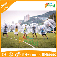 inflatable bubble ball/human inflatable bumper ball for sale