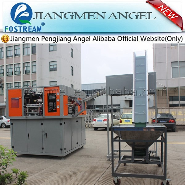 Rotary extrusion blow molding machine/ plastic blow making machine