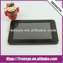 "7"" Five point touch Capacitive screen tablet pc 7"