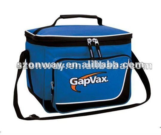 cooler bag with container