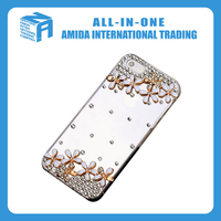 Five grass diamond DIY mobile phone cases