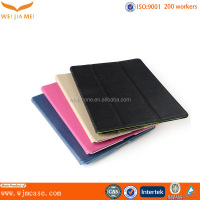 Useful Soft Protective Colorful Tablet Smart Cover Flip Case for IPad Air 2 Manufacturer