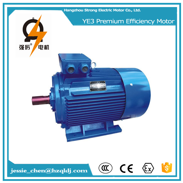100 kw 8 pole electric ac induction motor for blower