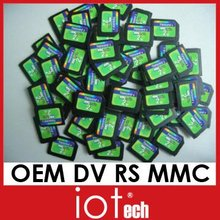 DV RS MMC 1GB 2GB RS MMC Plus Mobile Memory Card