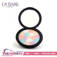 Private label highlighter makeup pressed powder