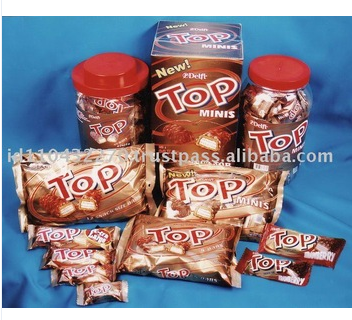 Delfi DTM0001 Top Minis Dairy Milk Chocolate Products