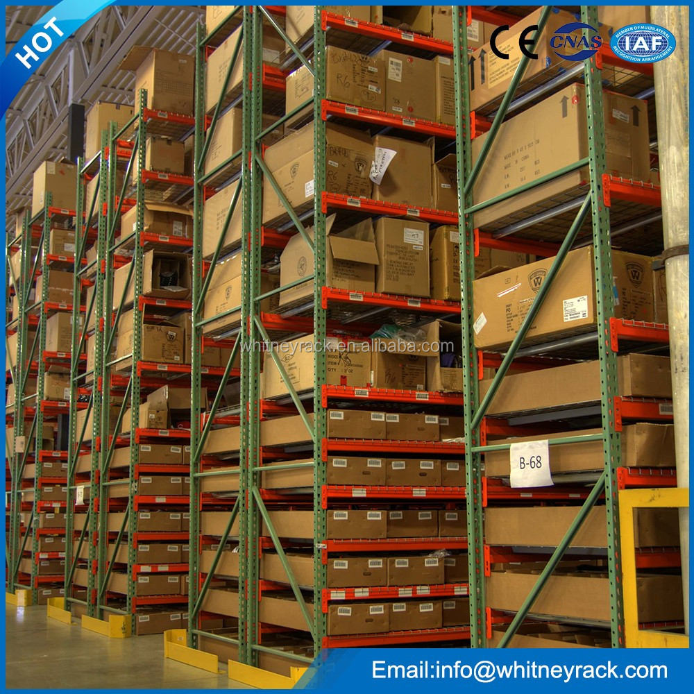 Widely used warehouse storage steel pallet racking for cold room