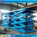 Inground used car scissor lift for sale