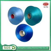 Factory massive production pp fibrillated yarn fdy pp yarn 900D