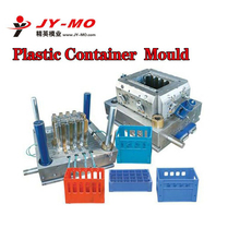 plastic mould for crate,12 or 24 bottles beer case mould